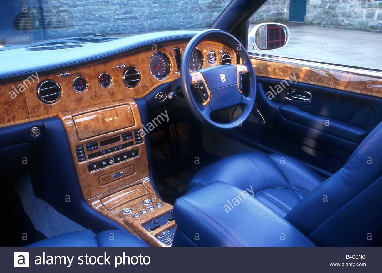 Rolls-Royce Silver Seraph 1998 - 2002 Sedan #6