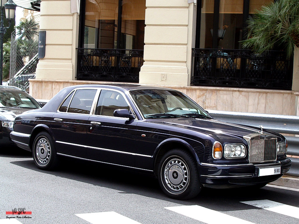 Rolls-Royce Silver Seraph 1998 - 2002 Sedan #5