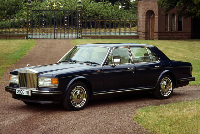 Rolls-Royce Silver Spur Mark III 1993 - 1994 Sedan #4