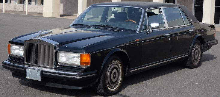 Rolls-Royce Silver Spur Mark III 1993 - 1994 Sedan #1