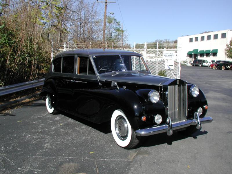 Rolls-Royce Silver Wraith 1946 - 1959 Sedan #7