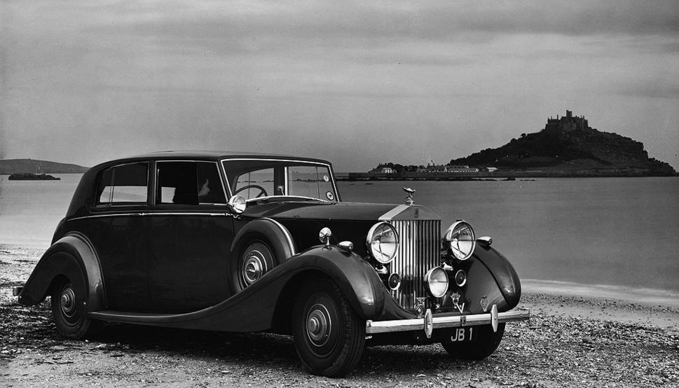 Rolls-Royce Silver Wraith 1946 - 1959 Sedan #5