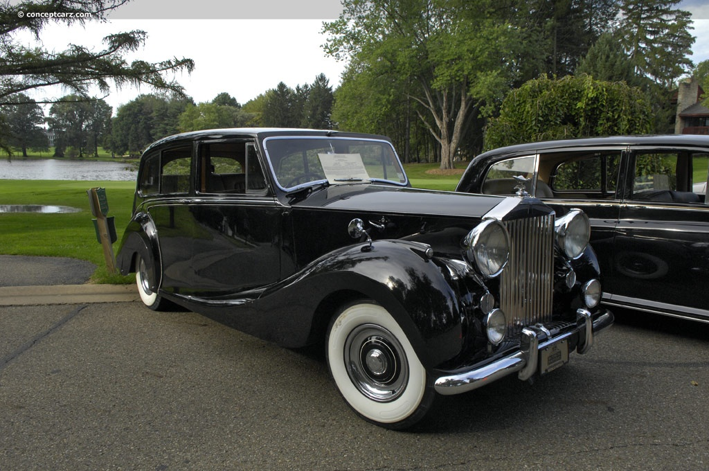 Rolls-Royce Silver Wraith 1946 - 1959 Sedan #6