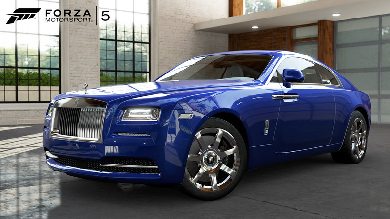 Rolls-Royce Wraith 2013 - now Coupe #5