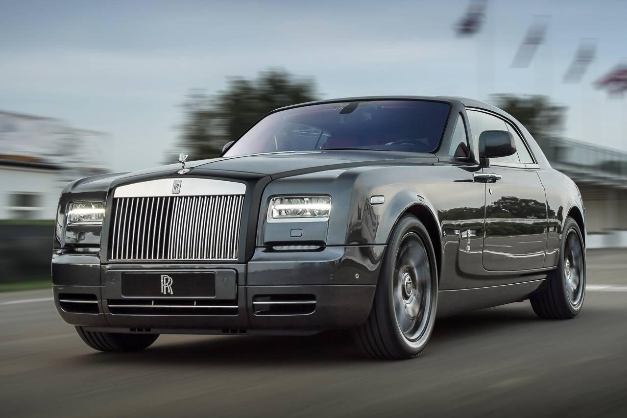 Rolls-Royce Wraith 2013 - now Coupe #3