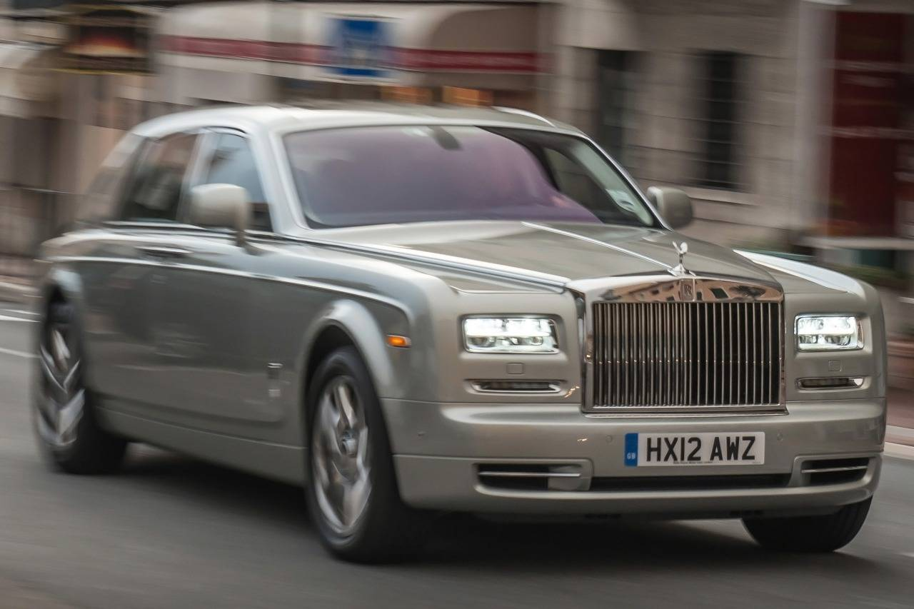 Rolls-Royce Wraith 2013 - now Coupe #6