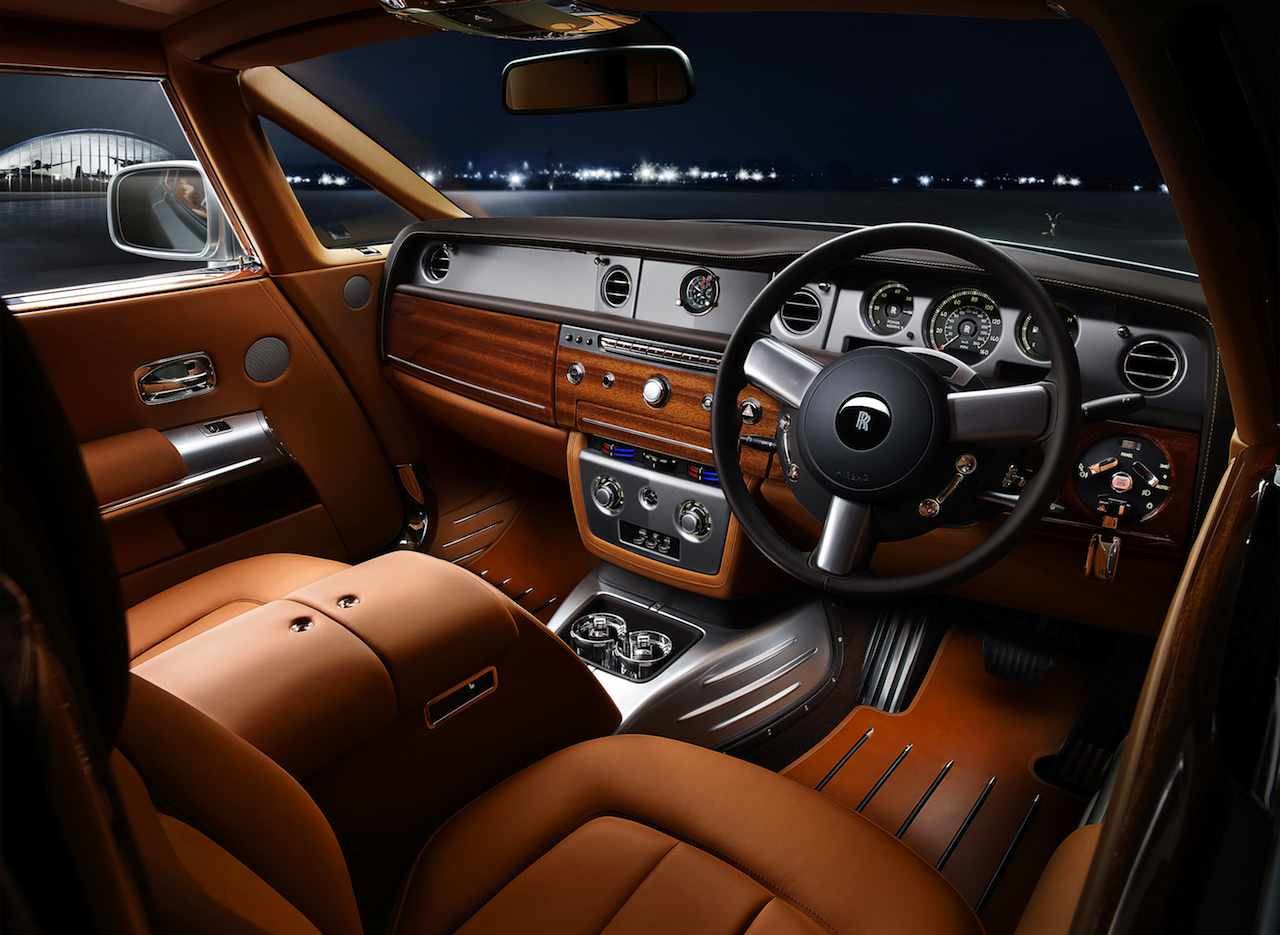 Rolls-Royce Wraith 2013 - now Coupe #8