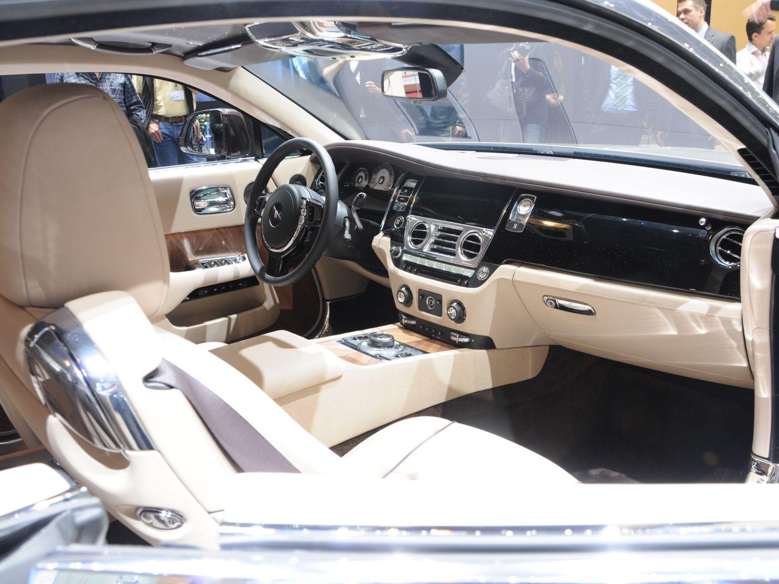 Rolls-Royce Wraith 2013 - now Coupe #1