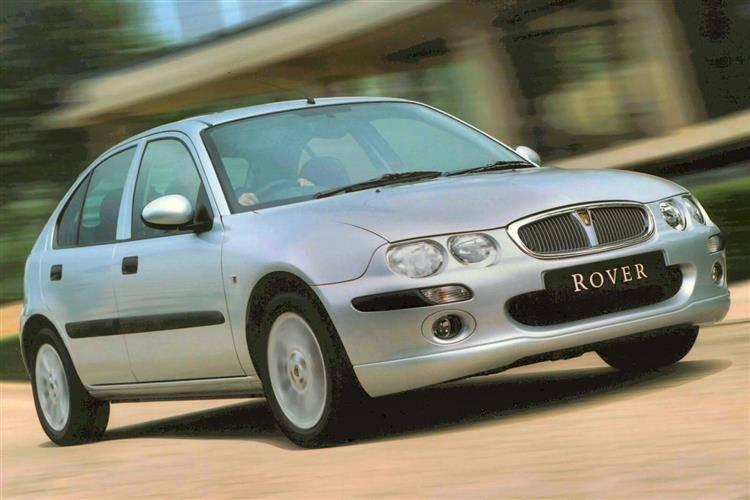 Rover 25 1999 - 2005 Hatchback 3 door #2