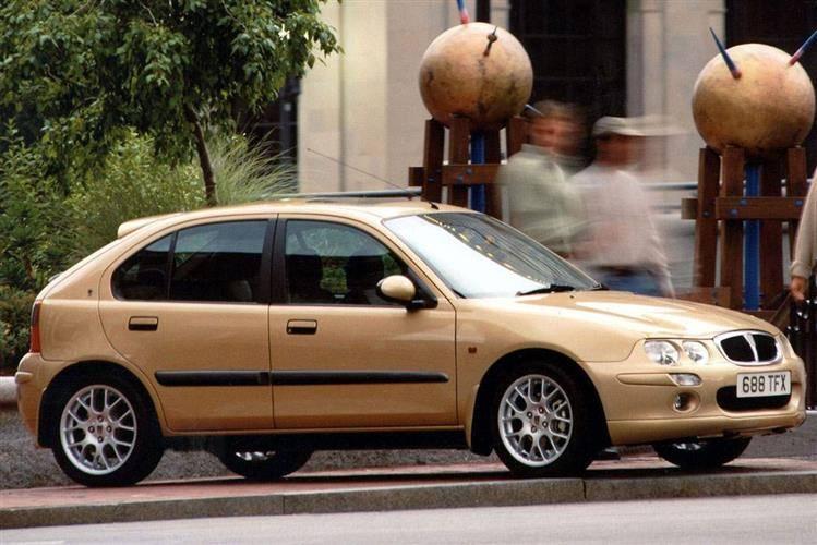 Rover 25 1999 - 2005 Hatchback 3 door #3