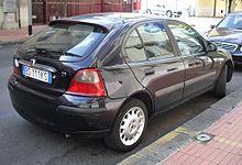 Rover 25 1999 - 2005 Hatchback 3 door #6
