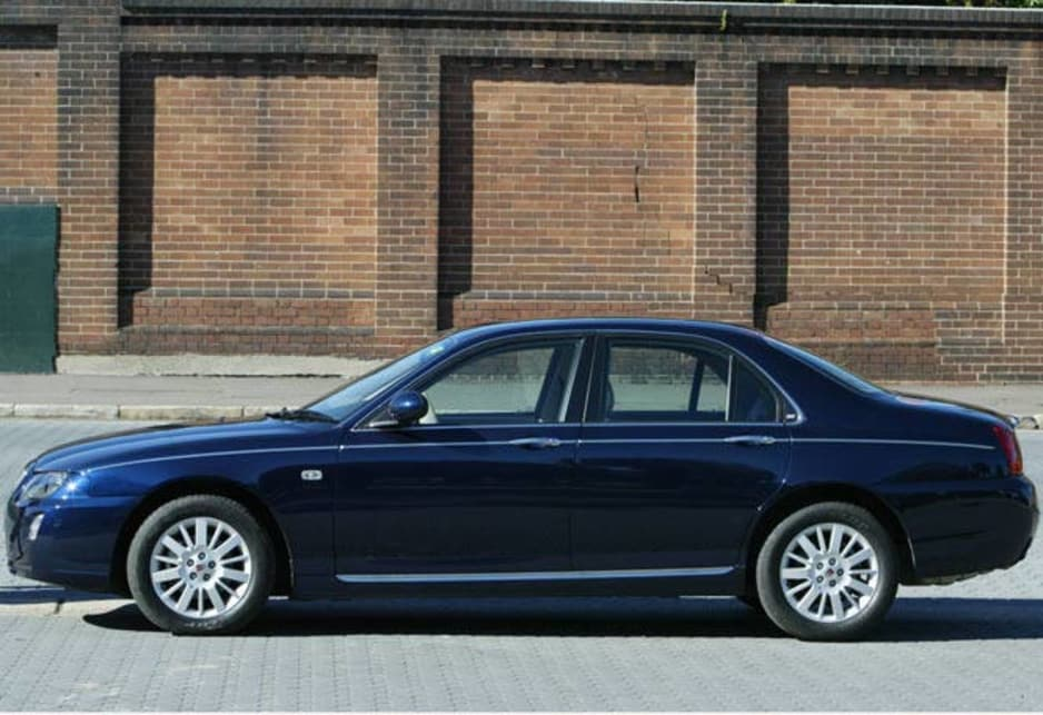 Rover 75 1999 2004 Station Wagon 5 Door Outstanding Cars