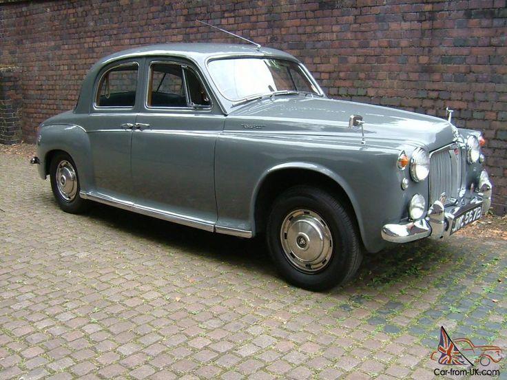 Rover P4 1949 - 1964 Sedan #1