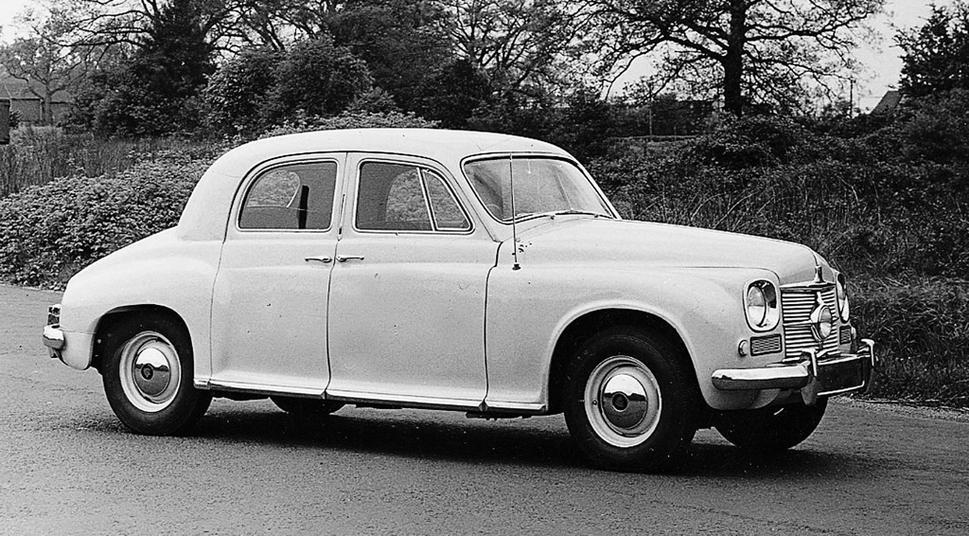 Rover P4 1949 - 1964 Sedan #7