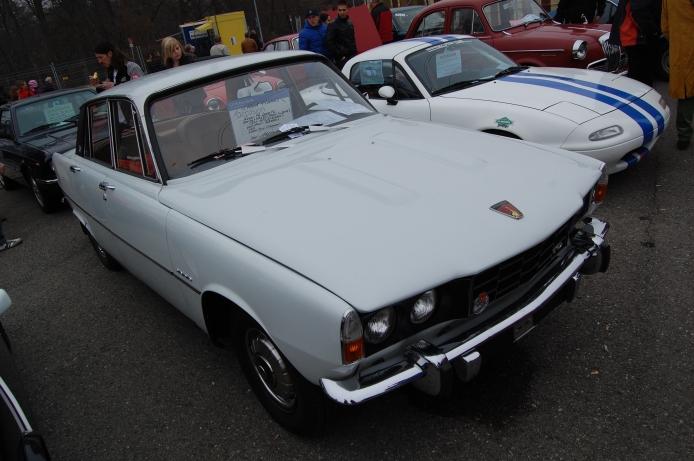 Rover P6 1963 - 1977 Sedan #1