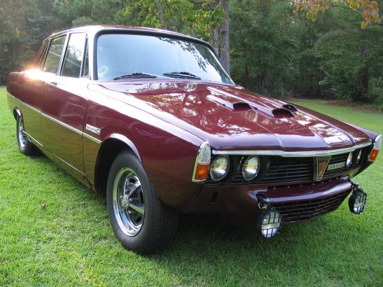 Rover P6 1963 - 1977 Sedan #6