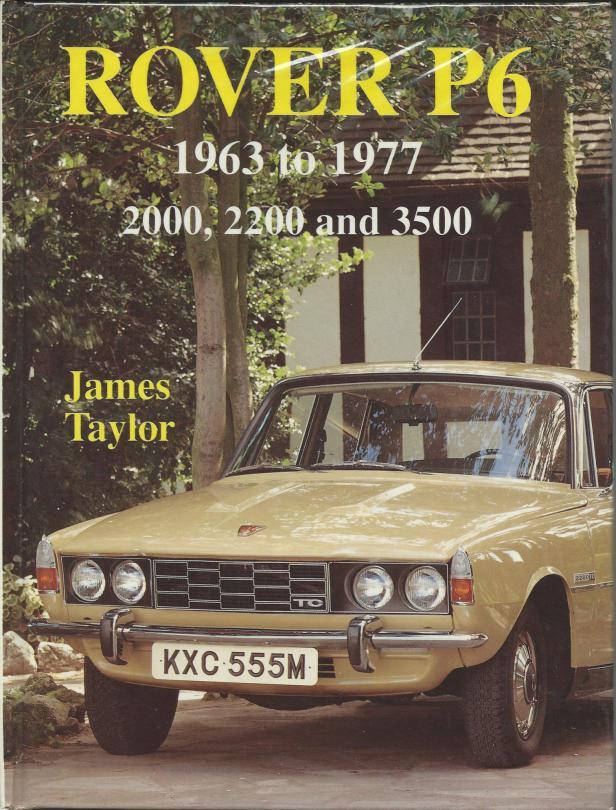Rover P6 1963 - 1977 Sedan #7