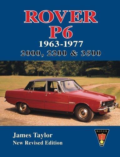 Rover P6 1963 - 1977 Sedan #8
