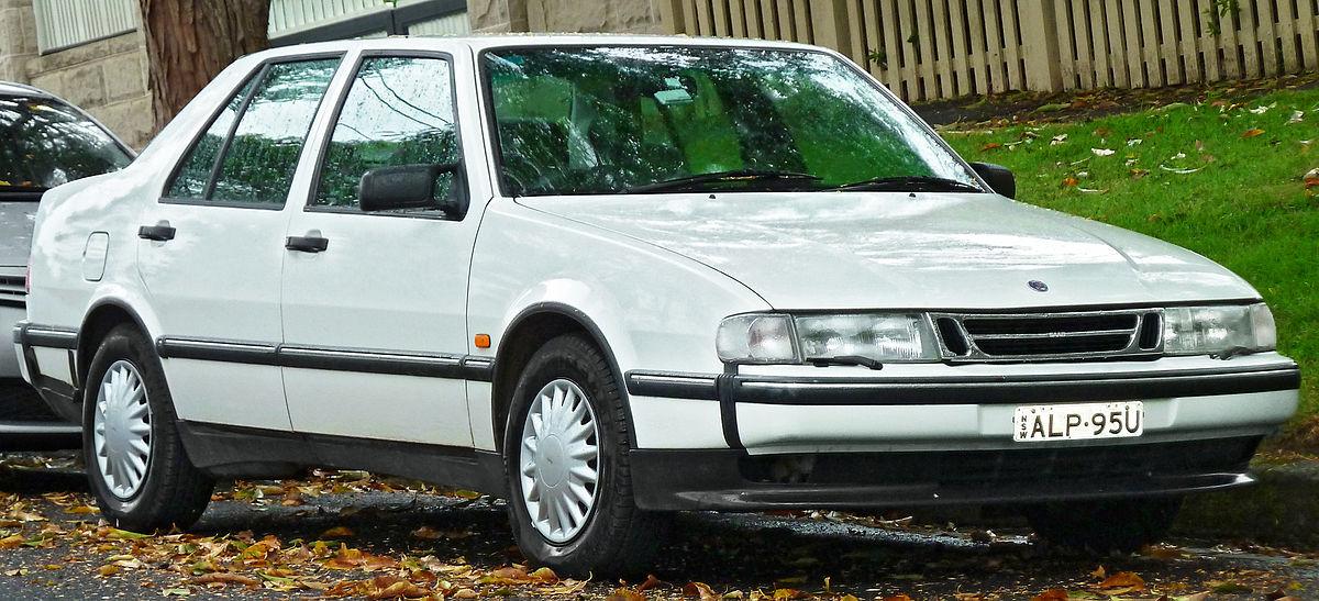 Saab 9000 1991 - 1998 Liftback #8