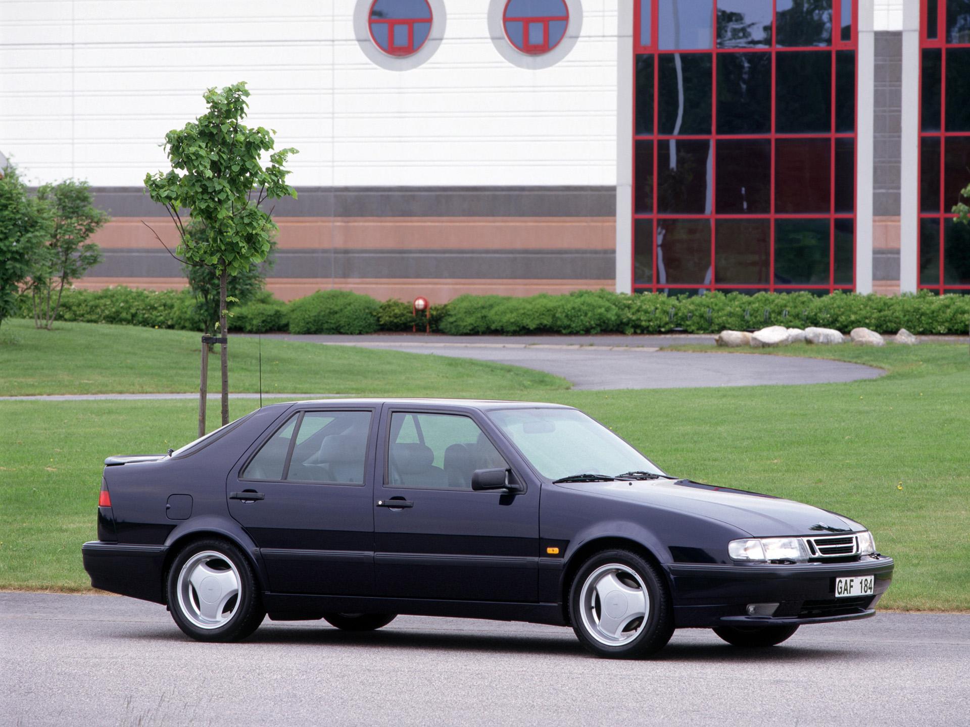 Saab 9000 1991 - 1998 Liftback #2