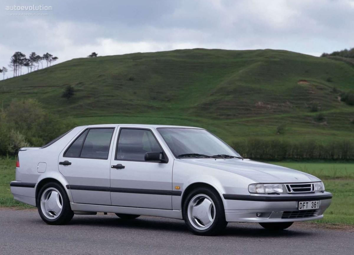 Saab 9000 1991 - 1998 Liftback #5