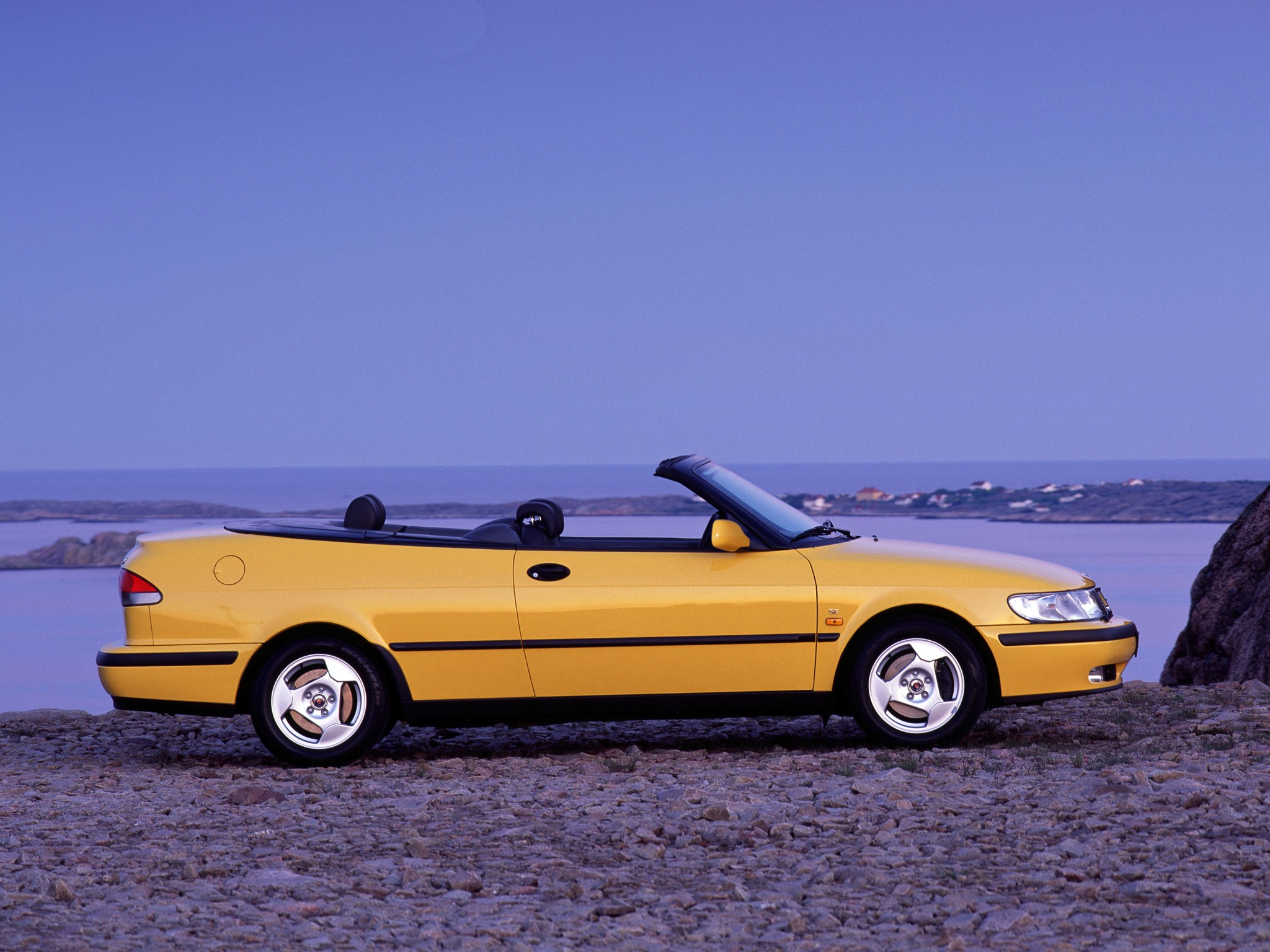 Saab 9-3 I 1998 - 2002 Hatchback 3 door #1