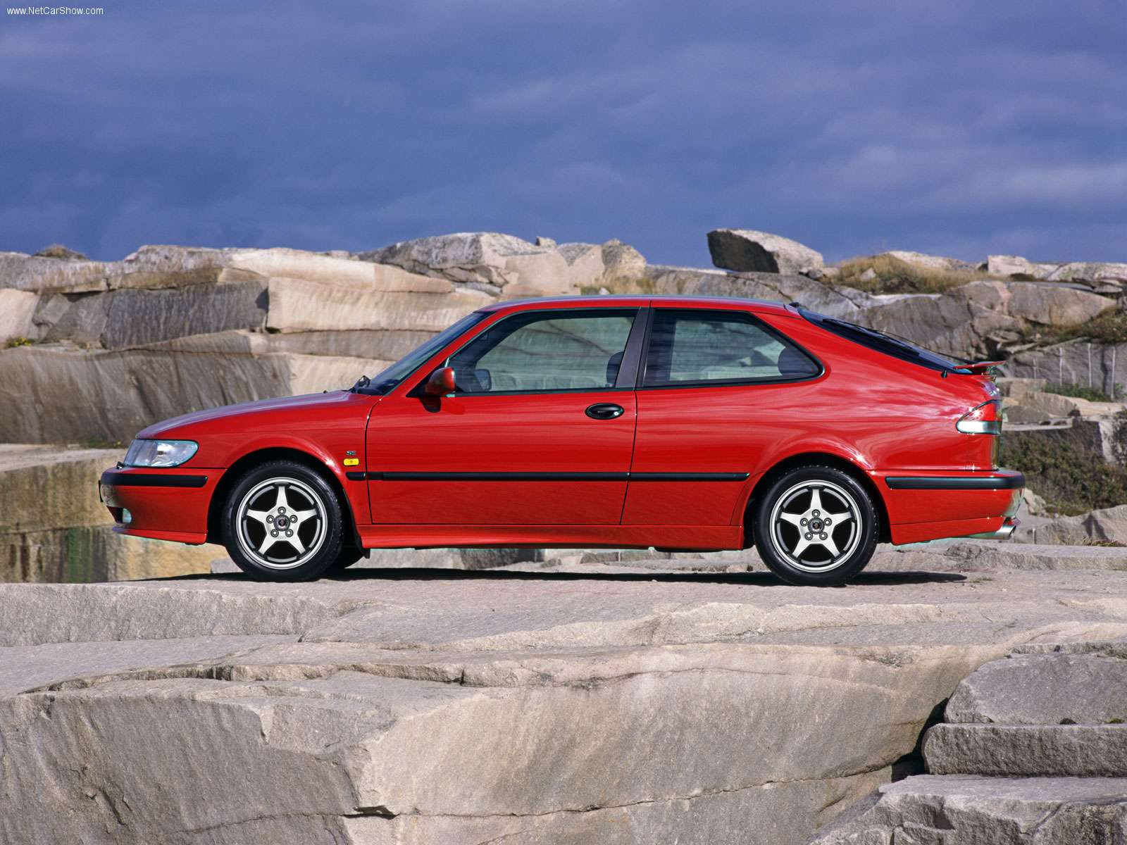 Saab 9-3 I 1998 - 2002 Hatchback 3 door #6