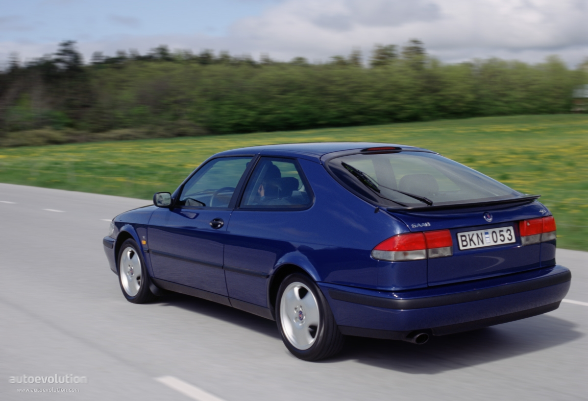 Saab 9-3 I 1998 - 2002 Hatchback 3 door #5