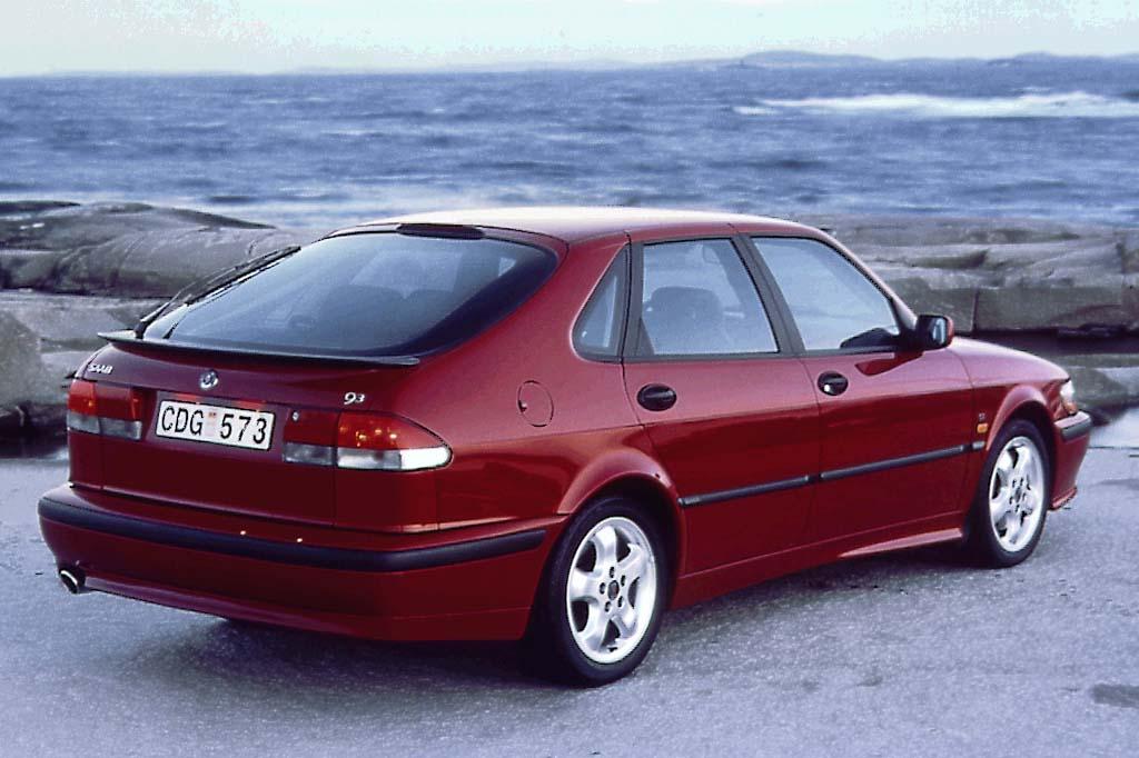 Saab 9-3 I 1998 - 2002 Hatchback 3 door #2