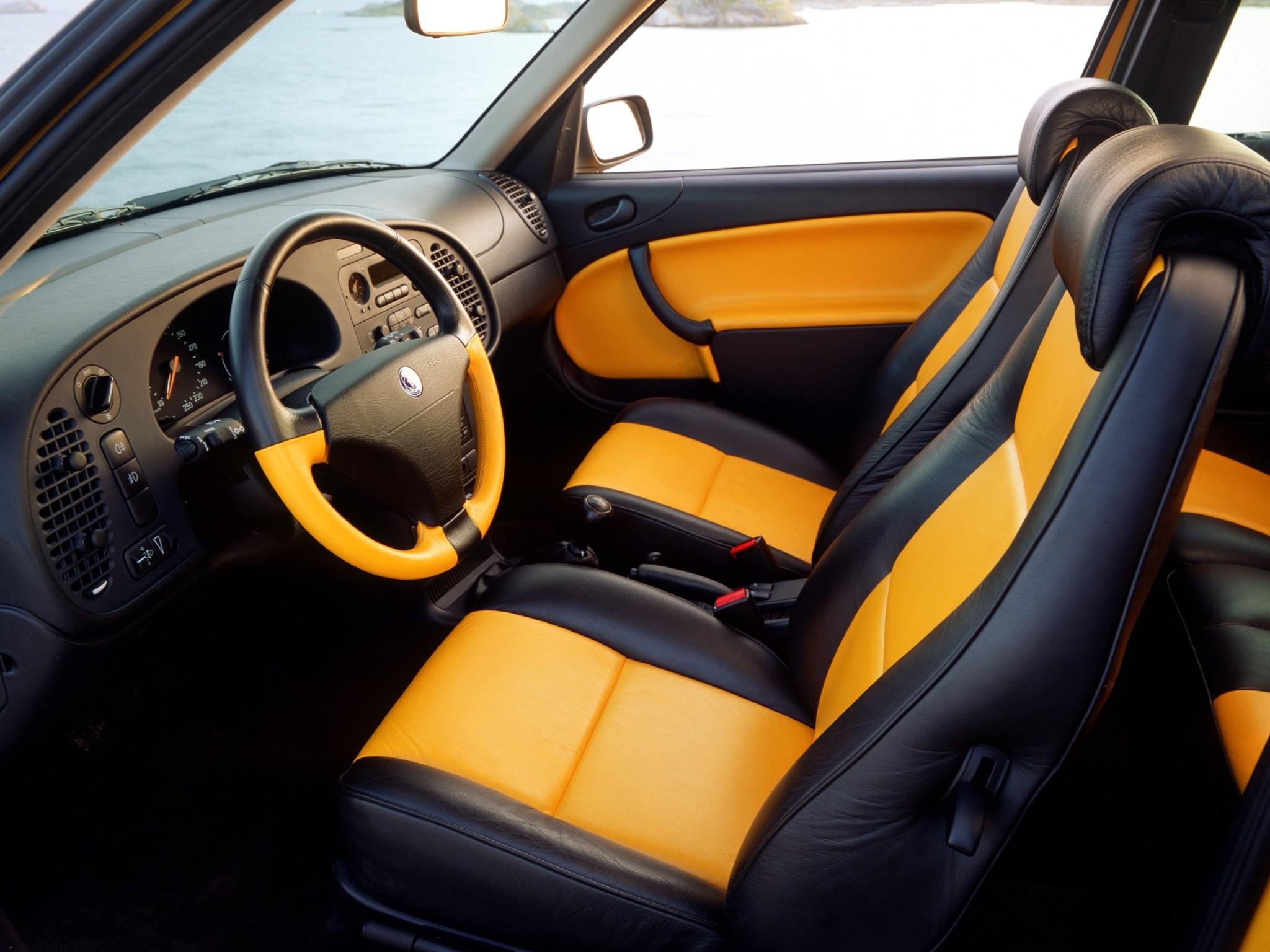 Saab 9-3 I 1998 - 2002 Hatchback 3 door #4