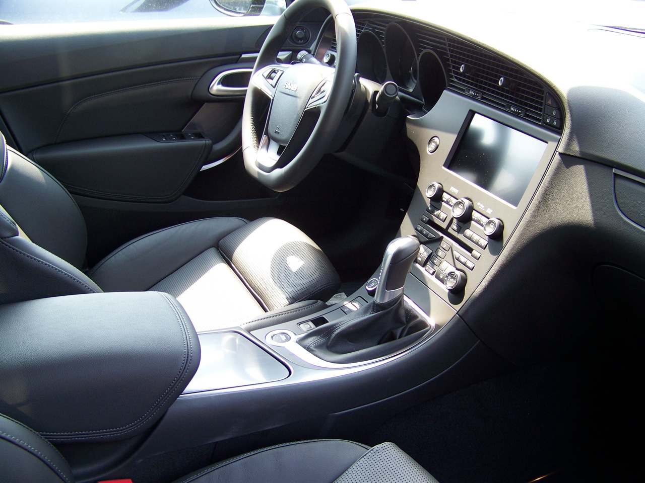 Saab 9-5 II 2010 - 2012 Sedan #8