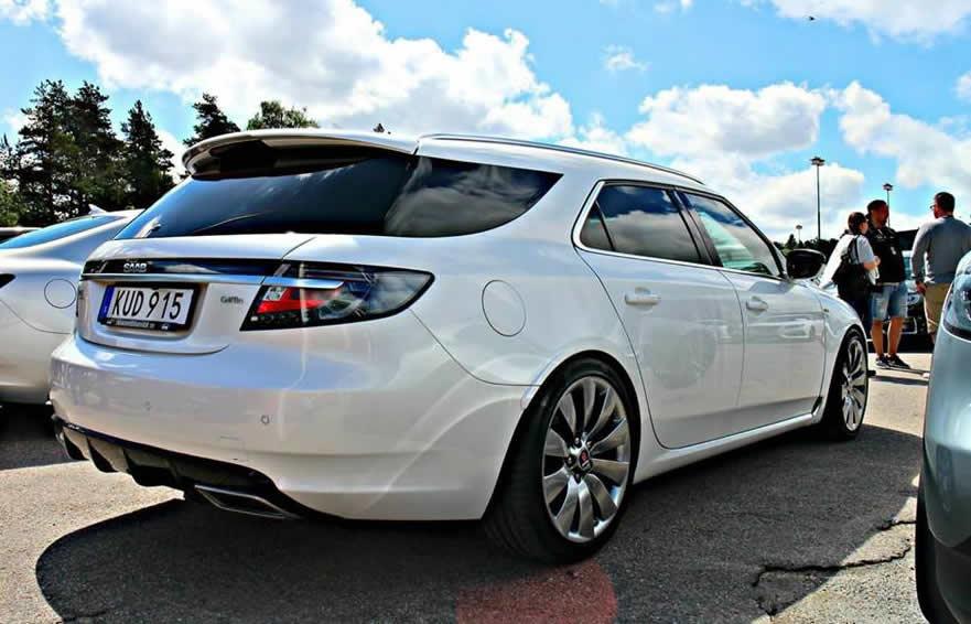 Saab 9-5 II 2010 - 2012 Sedan #1