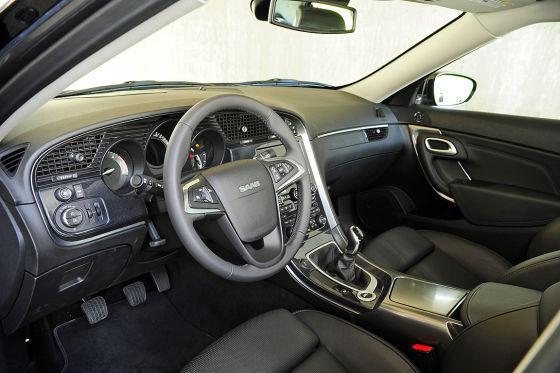 Saab 9-5 II 2010 - 2012 Sedan #7