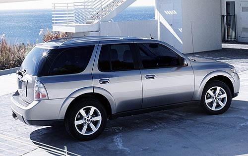 Saab 9-7X 2005 - 2009 SUV 5 door #3