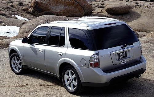 Saab 9-7X 2005 - 2009 SUV 5 door #8