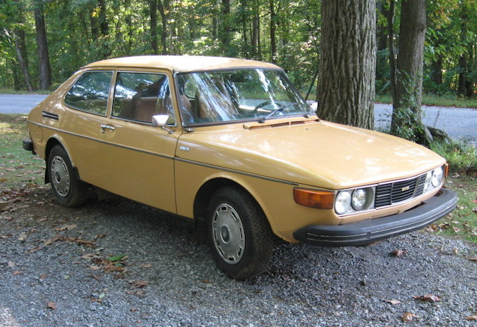 Saab 99 1967 - 1984 Hatchback 3 door #1