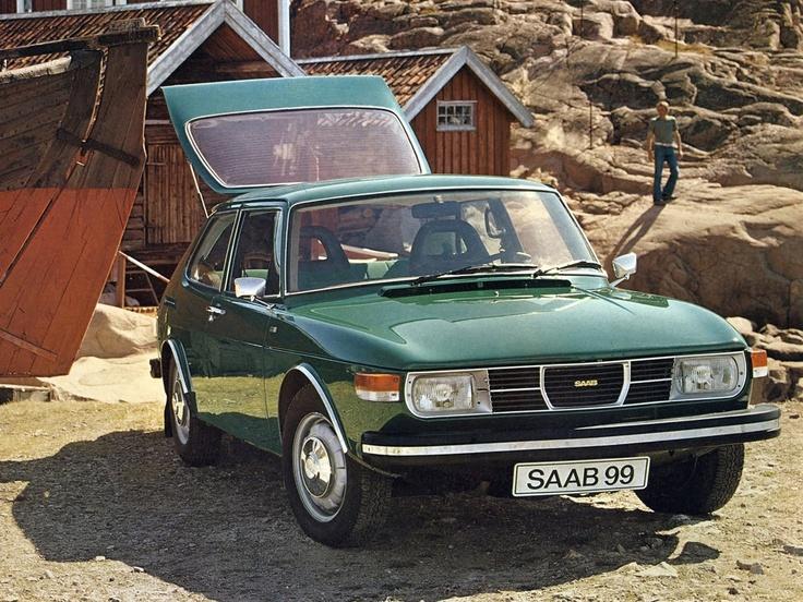 Saab 99 1967 - 1984 Sedan #2