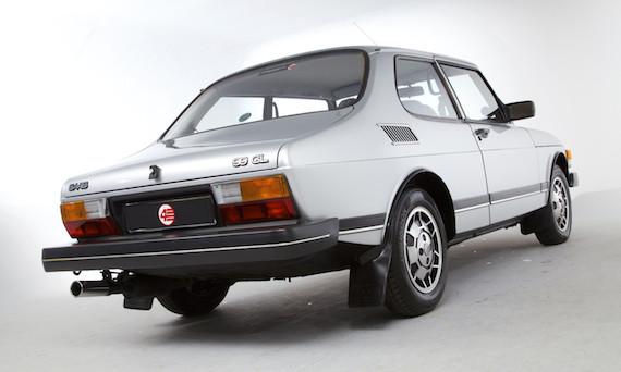 Saab 99 1967 - 1984 Sedan #4