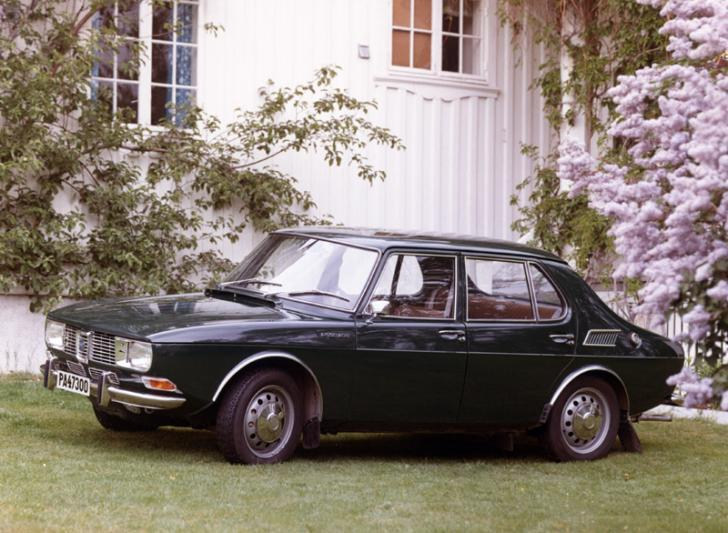 Saab 99 1967 - 1984 Sedan #3