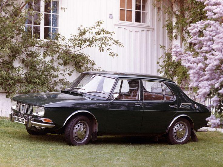 Saab 99 1967 - 1984 Sedan #6