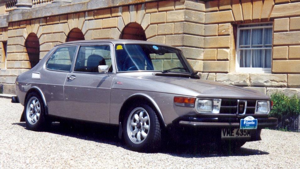 Saab 99 1967 - 1984 Sedan #7