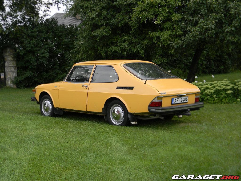 Saab 99 1967 - 1984 Sedan #1