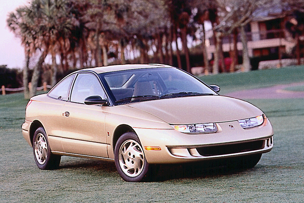 Saturn SC II 1997 - 1999 Coupe #7