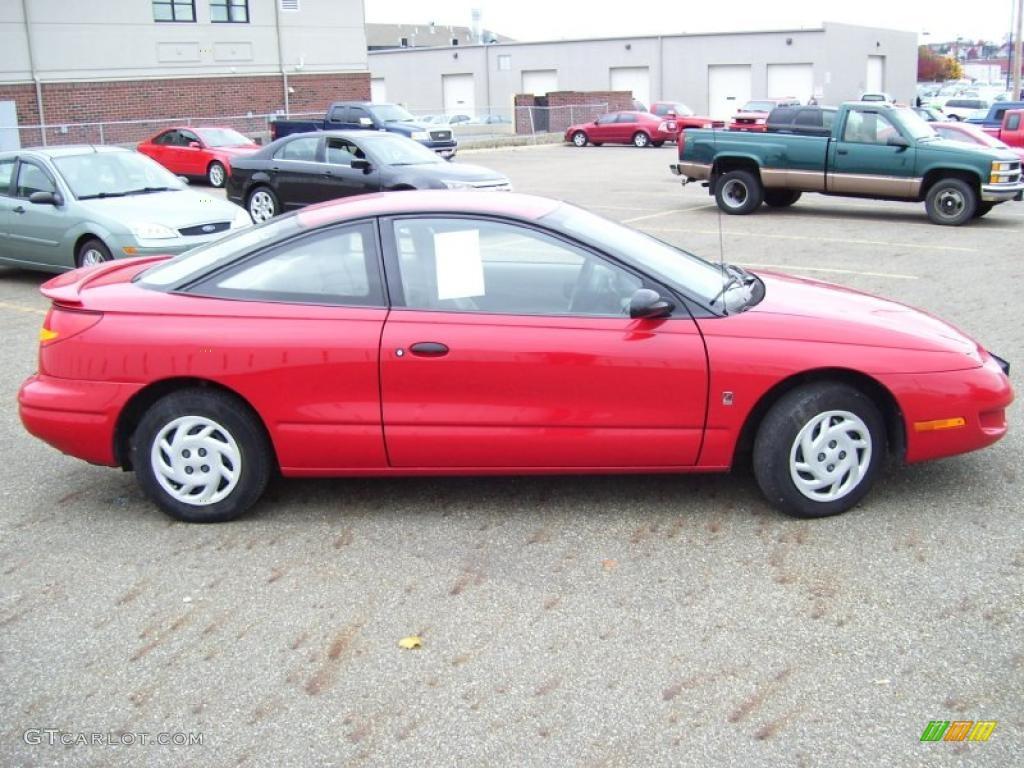 Saturn SC II 1997 - 1999 Coupe #1