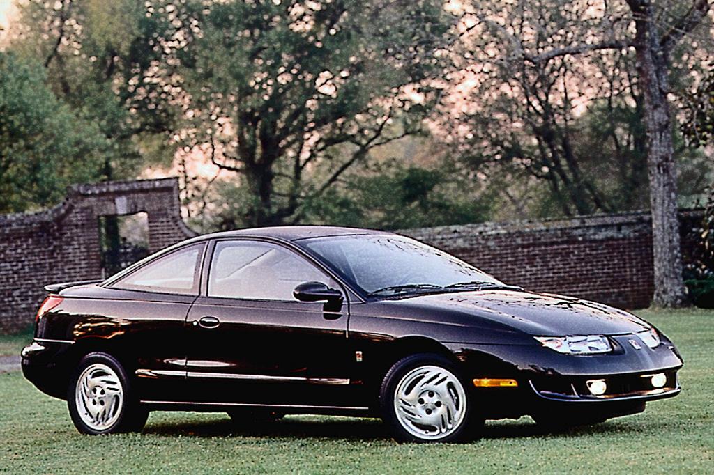 Saturn SC II 1997 - 1999 Coupe #5