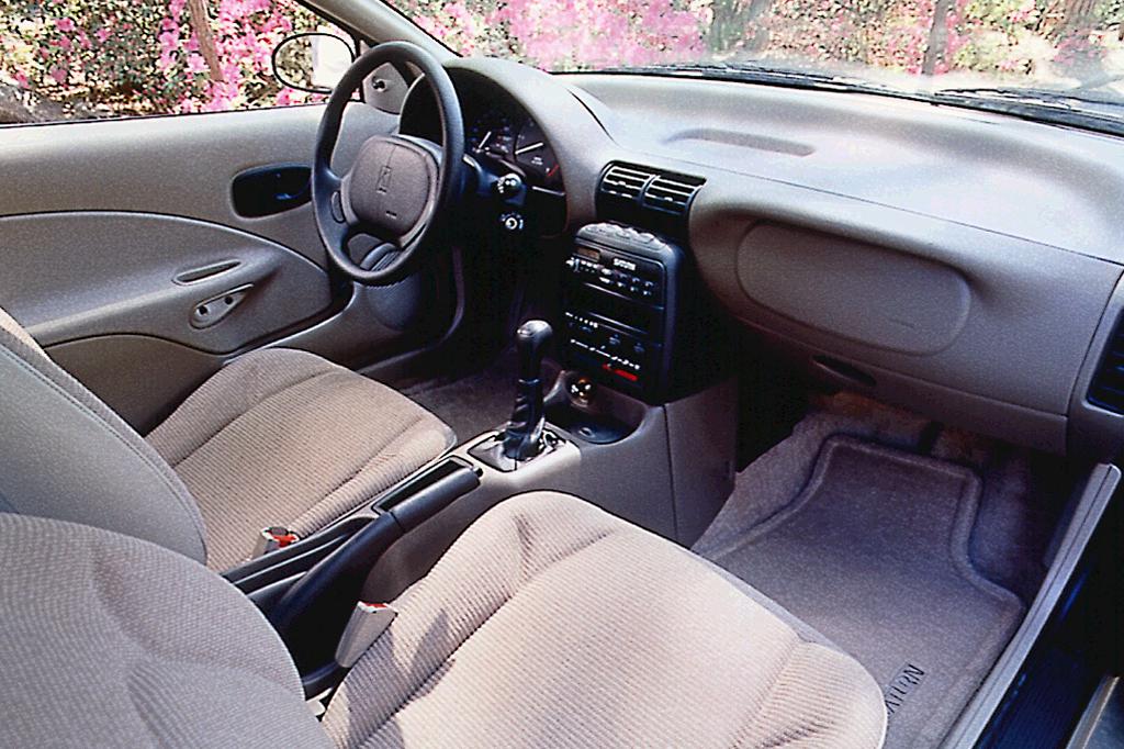 Saturn SC II 1997 - 1999 Coupe #6