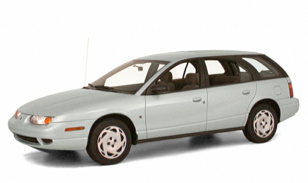 Saturn SW II 1996 - 1999 Station wagon 5 door #6