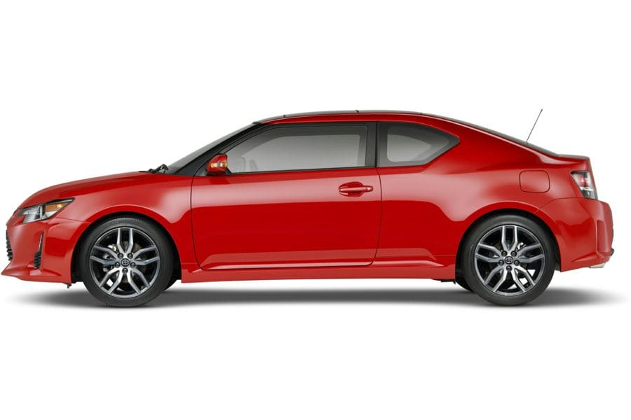 Scion tC II Restyling 2013 - 2016 Coupe #7