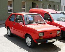 SEAT 133 1974 - 1979 Hatchback 3 door #8