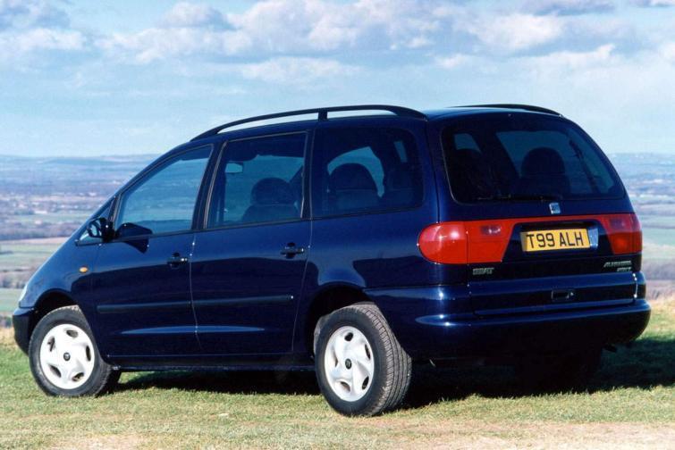 SEAT Alhambra I 1996 - 2000 Minivan #8